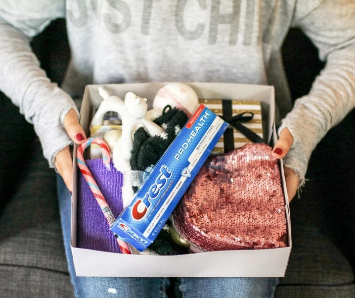 Putting Together the Perfect Holiday Care Package for Young Adults