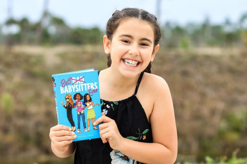 best babysitters ever, Caroline Cala, giveaway, book giveaway, children's books, kids books, book, reading, books, mom blog, mommy blog, mom blogger, family blog, family influencer, 2019, mom blog, top, best, mommy blogger, the super mom life, dad blog, dad blogger
