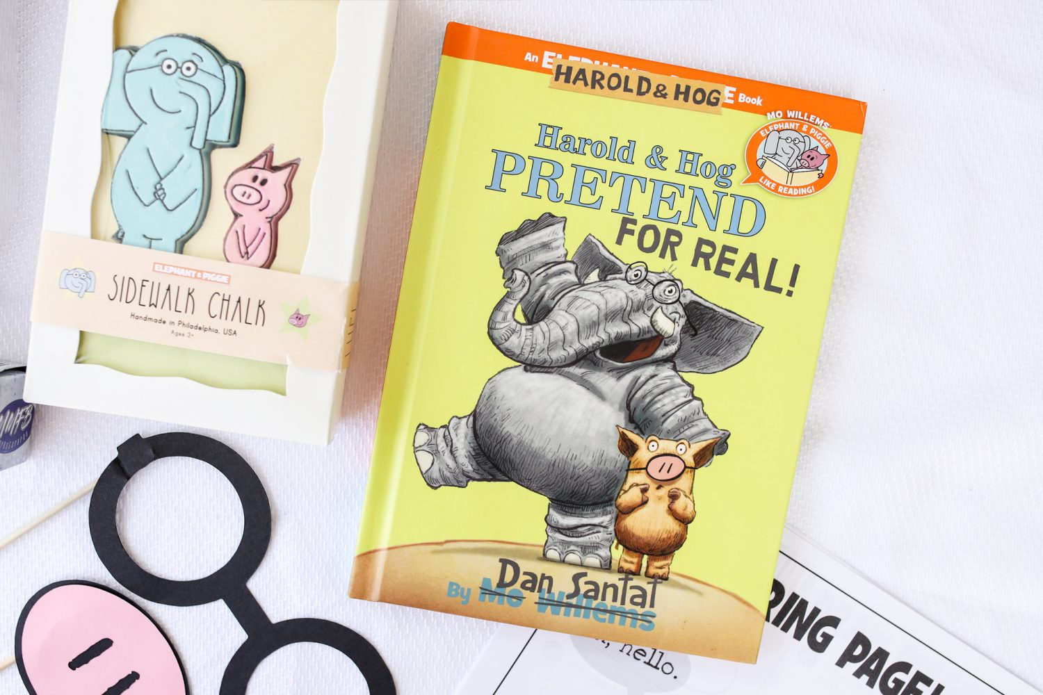 elephant and piggie, elephant & piggie like reading, harold and hog, pretend for real, mo willems, pigeon, mo willems book, disney books, disney, kids books, childrens books, best new children's book, willems, best children's author, best kids author, book release