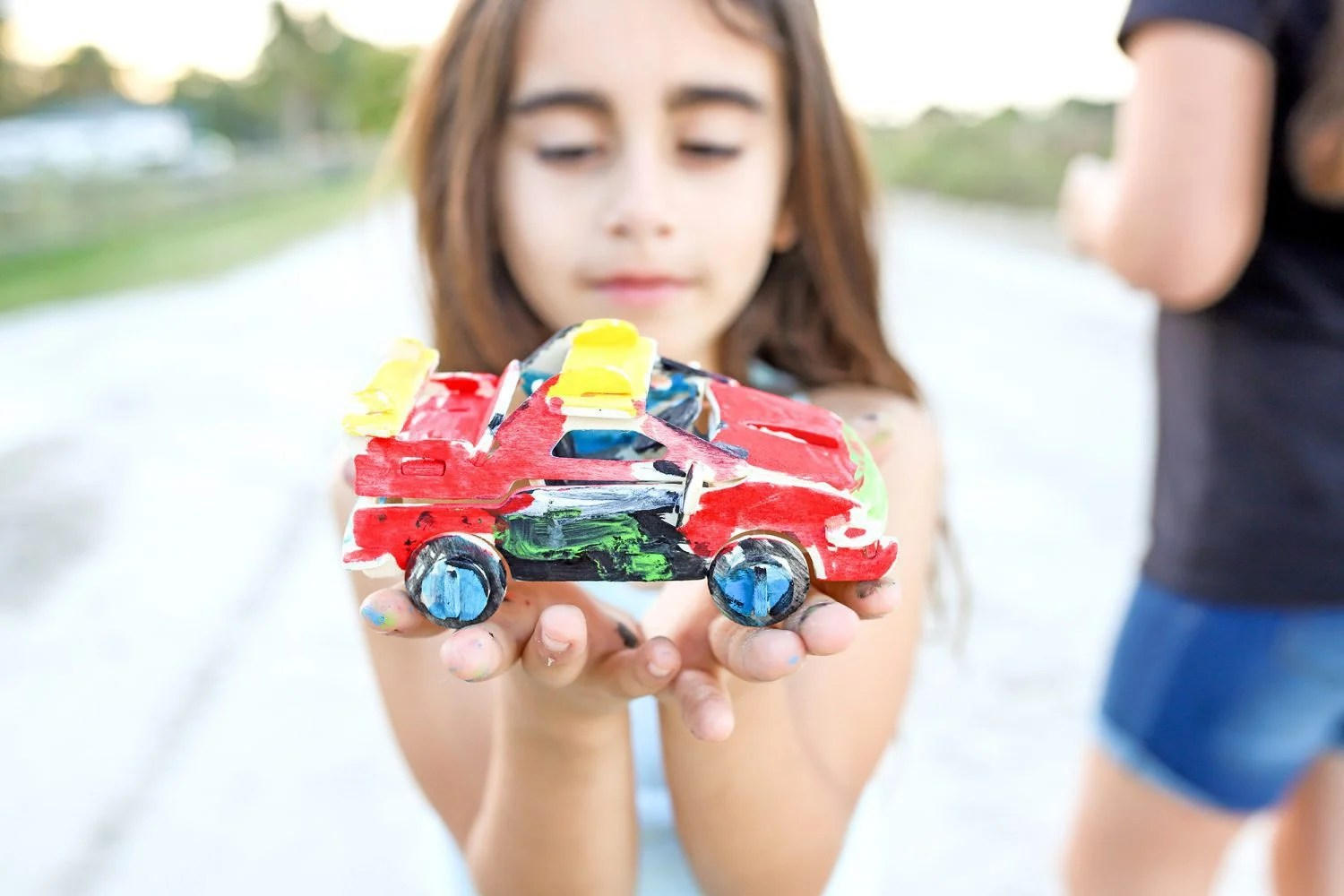 completed racecar puzzle by allessimo