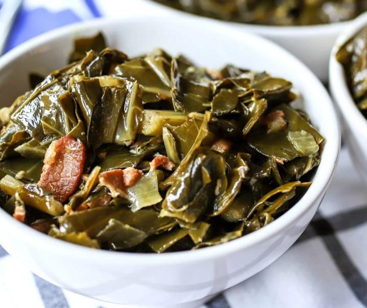 My Not-So-Secret Collard Greens Recipe