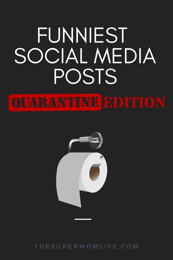 Need a laugh? I've gathered up the funniest quarantine, covid-19, social distancing (and Tiger King) related social media posts.