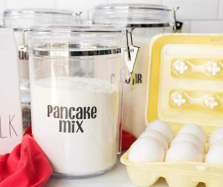 How to Make Your Own Pancake Mix
