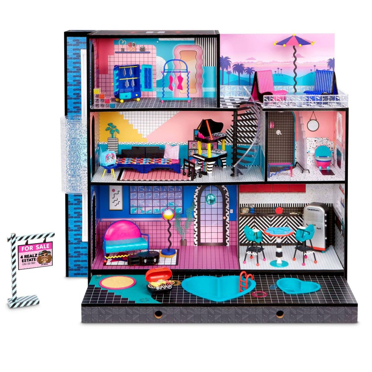 LOL Surprise Doll House Hottest Toys for the Holidays