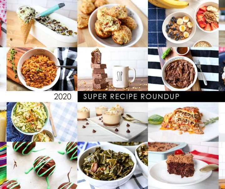 Our Super Recipe Roundup of 2020