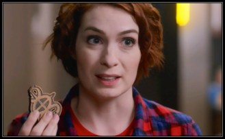 She broke the key to Oz