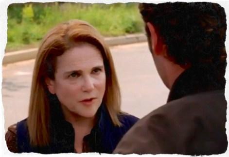 Deanna and Rick talk security for Alexandria
