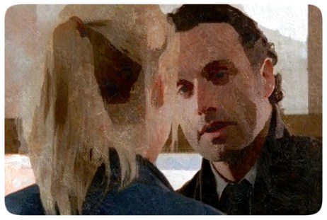 Rick tells Jessie she need to fight