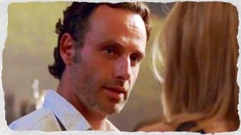 Rick's penetrating gaze