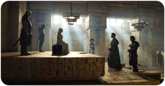 Daenerys gets pressure to reopen the fighting pits