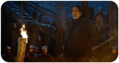 Mance Rayder sentenced to burn