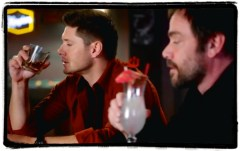 We are reminded of when they were besties during Dean's demon days