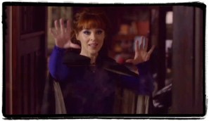 Rowena dispells Supernatural The Werther Project