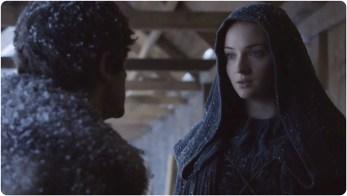 Ramsey Sansa 3 Game of Thrones The Gift