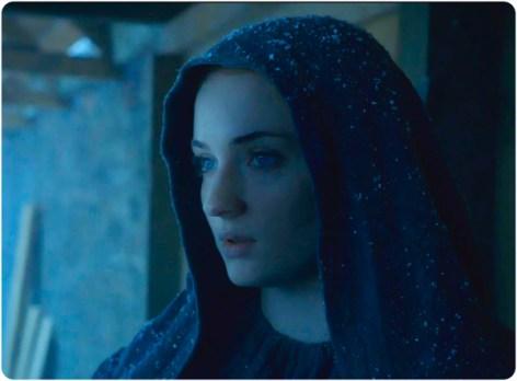 Sansa Game of Thrones The Gift