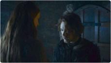Sansa Theon Game of Thrones Hardhome