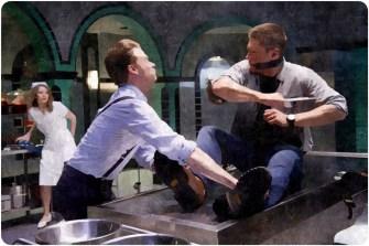 Dean escapes Supernatural The Prisoner