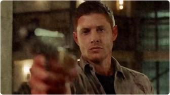Dean gun Supernatural The Prisoner
