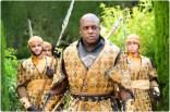 Dorne guards Game of Thrones Unbowed Unbent Unbroken