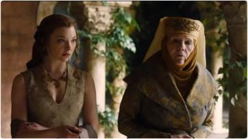 Margaery Olenna Game of Thrones Unbowed Unbent Unbroken