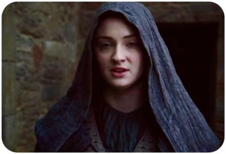Sansa Stark CU Game of Thrones Mothers Mercy