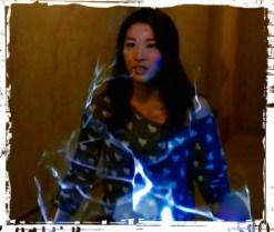 Kira sparking Teen Wolf A Novel Approach