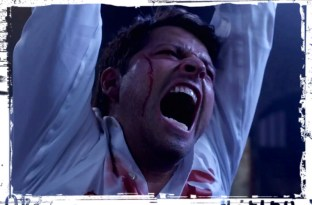Castiel Supernatural Out of the Darkness Into the Fire