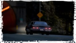 This shot of the Impala going into a tunnel gets used in lot of episodes.