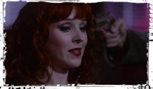 Rowena gun The Bad Seed Supernatural