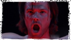 Sam Supernatural Out of the Darkness Into the Fire