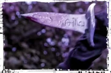 Knife Supernatural Just My Imagination