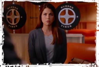 Melissa Supernatural Love Hurts