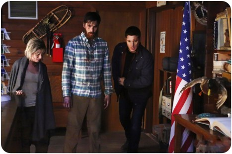Dean others Supernatural Red Meat