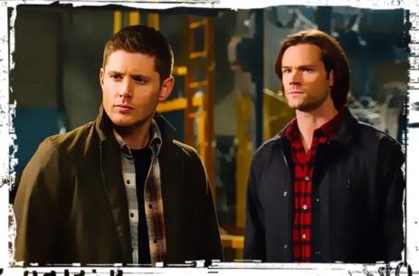 Sam Dean 2 Supernatural Hell's Angel