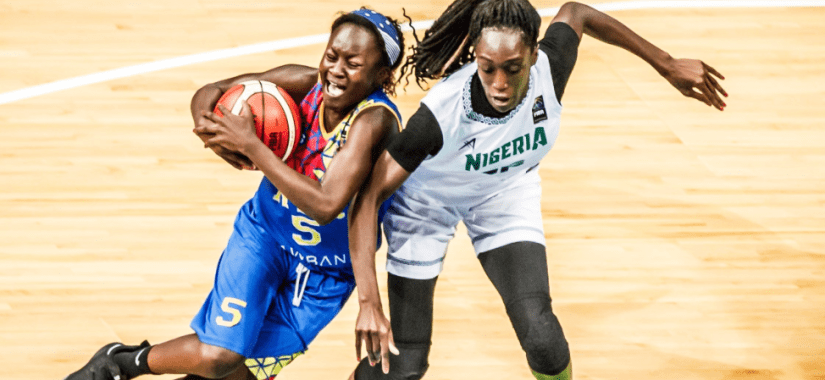 d'tigresses fiba women's afrobasket