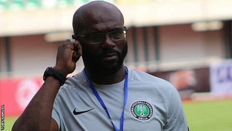 Nigeria U23 coach Imama Amapakabo will need to pull yet another chestnut out of the fire