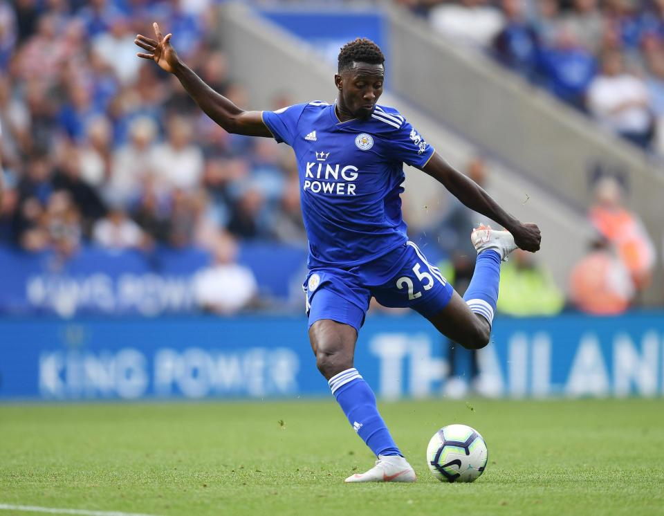 NDIDI OUT FOR A FEW WEEKS – RODGERS