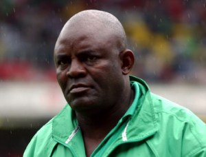christian chukwu declared himself unbothered ahead of the qualifier against Zimbabwe
