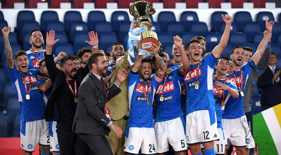 osimhen is joining the coppa italia winners