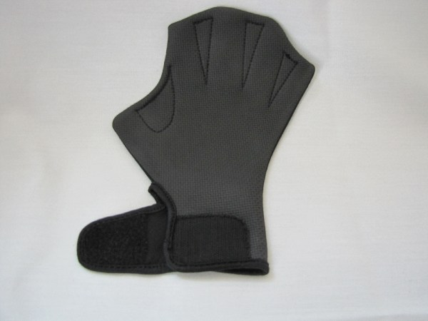 Magna glove palm and closure