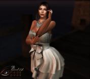 The Surreal Lyfe feat. [[ Masoom ]] Pleasant Surprise dress & Meva Ani Jewelry Set - now showing @ PENUMBRA Sneak Peek2v