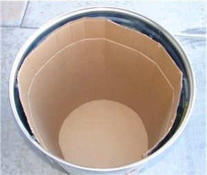 Use a galvanized steel trash can to make a Faraday cage DIY.