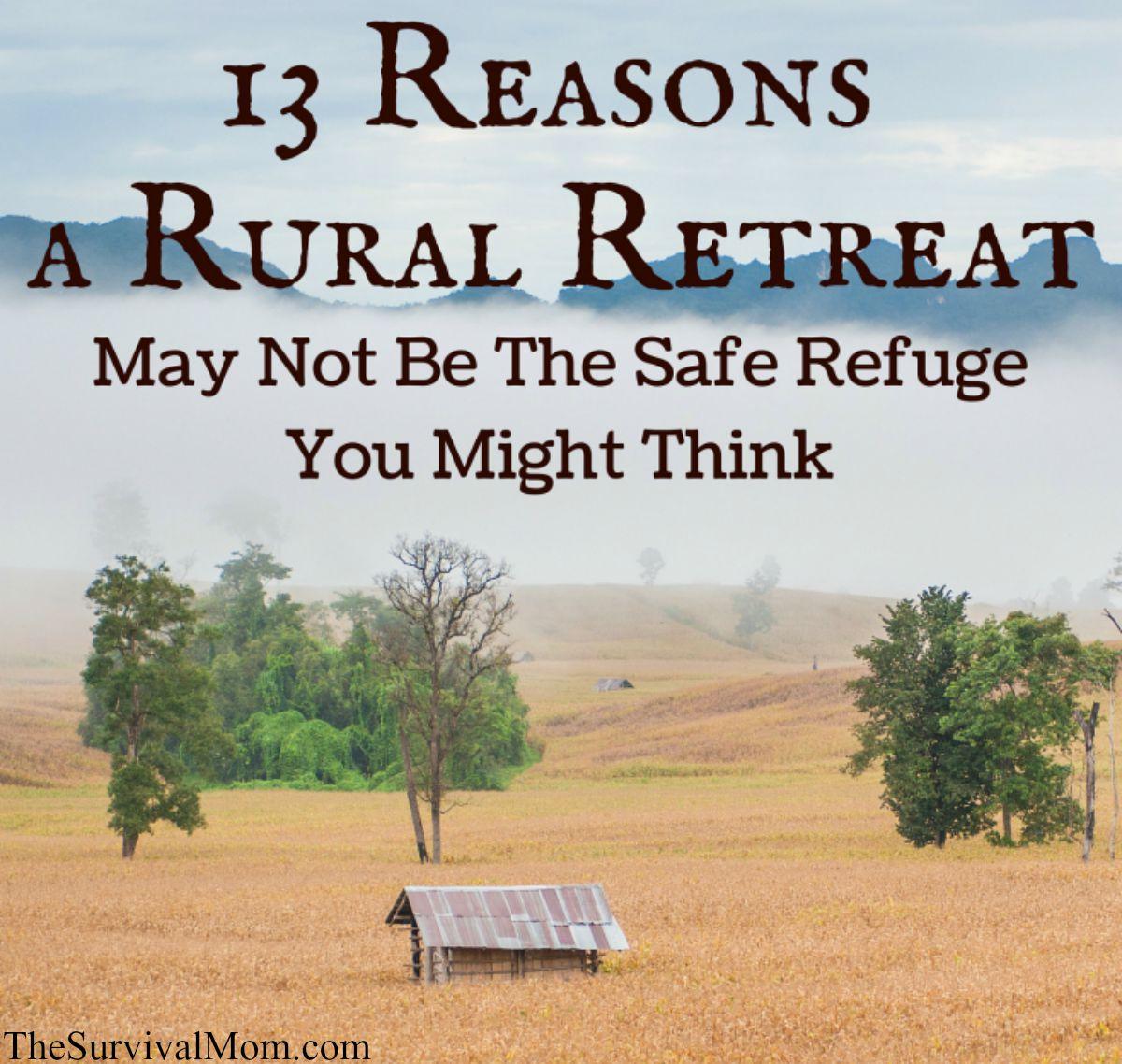 rural survival retreats