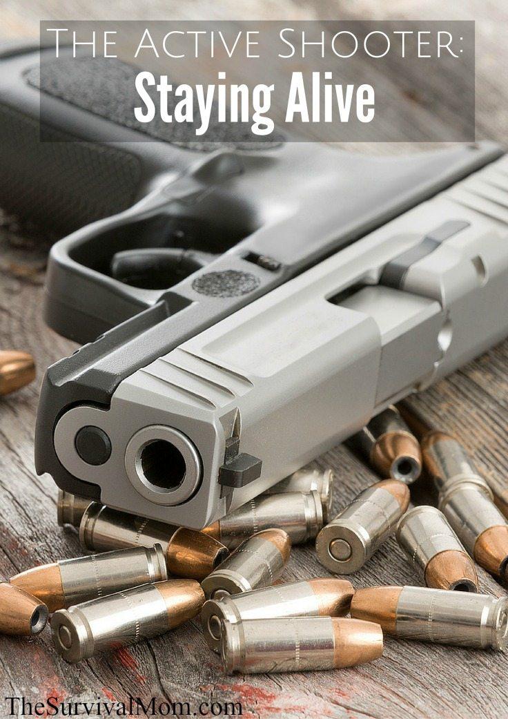 Active Shooter survival