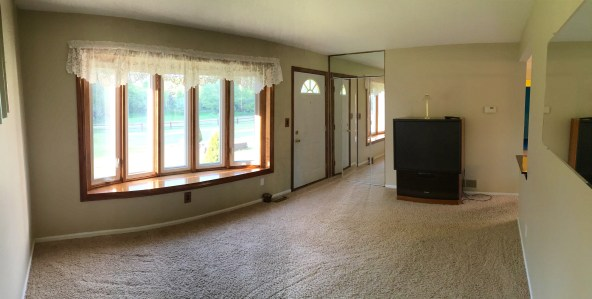 Living Room (Panoramic photo, walls may appear curved)