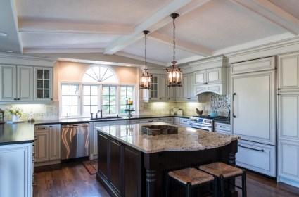 Unbelievable custom kitchen