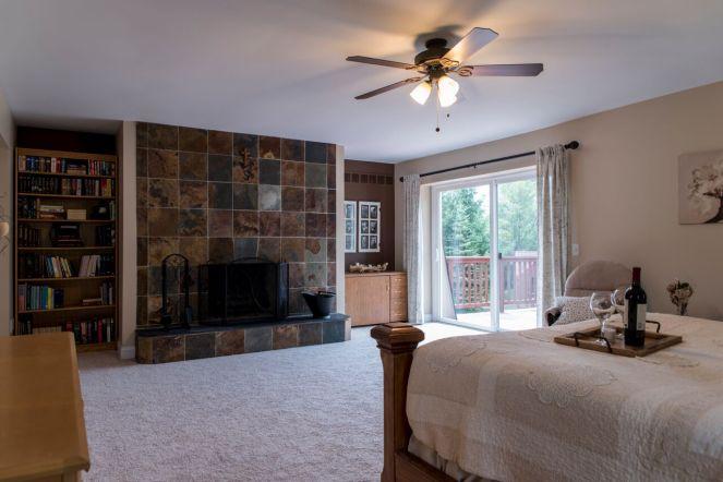32 Master Bedroom Fireplace