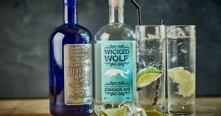 We're raising funds for the moor with gin nights
