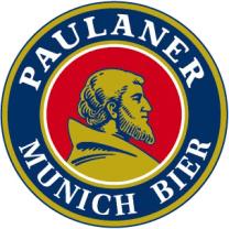 Paulaner Hell (Helles), 500ml, 4.9% or 2.5 units - Sparkling, light, slightly hoppy