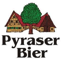 Pyraser Angerwirts Weizen (Weizen), 500ml, 5.2% or 2.6 units - Hazy, dark amber, sweet, wheaty, malty. Pyraser Landbier Export Hell (Helles), 500ml, 5.4% or 2.7 units - Good, pale everyday German lager